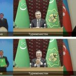 Turkmenistan and Azerbaijan will jointly develop the Dostluk field in the Caspian