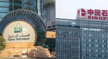 Qatar Petroleum договорилась с Sinopec о поставках СПГ в Китай