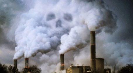 Морозы в Техасе привели к загрязнению атмосферы