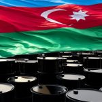 Which countries imported Azerbaijani oil in January?