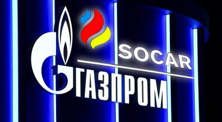 SOCAR Rusiya qazının tranzitini tamamlayib