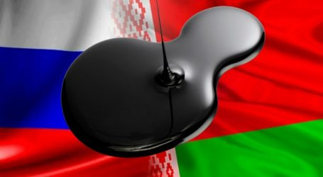 С 1 февраля тариф на прокачку нефти РФ по Белоруссии поднимется