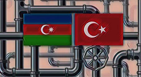 Azərbaycan dekabrda Türkiyəyə təbii qaz nəqlini 19 % artırıb