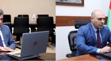 """""""Azəriqaz"""" """"Caspian European Club""""un yeni strukturunun təqdimatında iştirak edib"""
