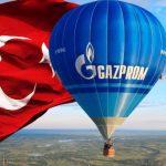 «Газпром» установил рекорд в Турции