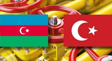Gas Exports from Azerbaijan to Turkey Increased by 34%