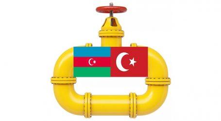 Azərbaycanın Türkiyə qaz bazarında payı 26%-ə yüksəlib
