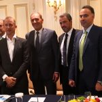 The European consortium acquires of 66% of the greek operator DESFA