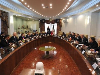 Azərbaycan nümayəndə heyəti İranın neft naziri ilə görüşüb