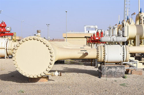 Iran eyes 1,000-km extension of gas transmission pipelines