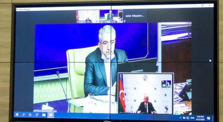 Azərbaycan və İran energetika nazirləri əməkdaşlıq məsələlərini müzakirə ediblər