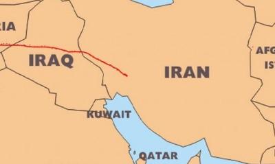 İran İraqa qaz ixrac edəcək boru kəmərində sınaqlara başlayıb
