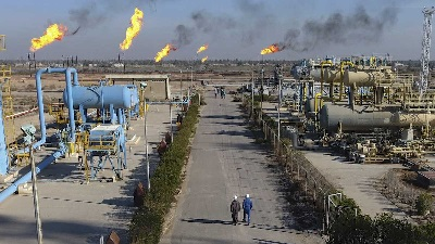 Basra ready to receive Iran Gas