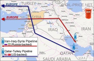 Сирийские переговоры в Астане: в эпицентре магистральные трубопроводы