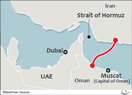 Iran preparing of contractual mechanism for gas export to Oman