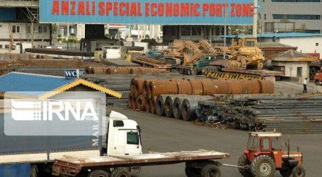 Mineral resursların payı İranın ümumi ixracatının 20% -ni təşkil edib