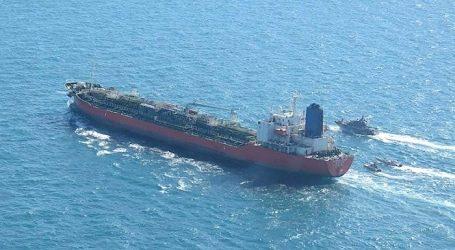 Иран освободил южнокорейский танкер