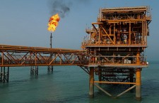 South Pars Phase 21 platform goes online offshore Iran