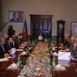 SOCAR prezidenti İran nümayəndə heyəti ilə görüş keçirib