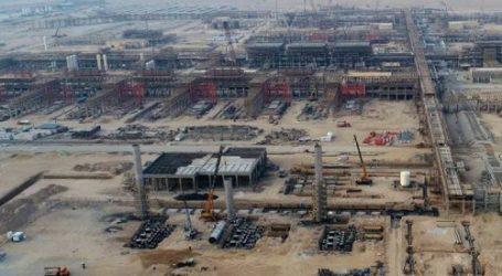 В августе начнет работу крупнейший иранский газоперерабатывающий завод