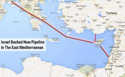 Проект нового газопровода в Европу
