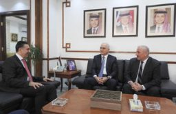 Export prospects of Azerbaijani oil to Jordan discussed