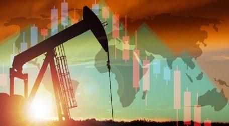 Нефть дешевеет на данных из США