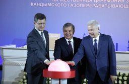 Lukoil commissions GPC in Uzbekistan