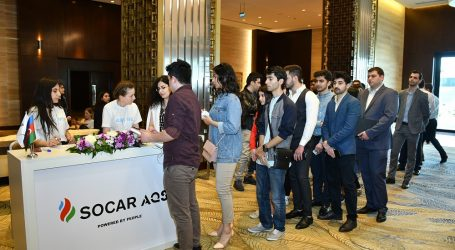 SOCAR AQS supports youth career development