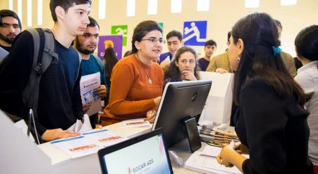 SOCAR AQS представила карьерные возможности в Бакинской Высшей Школе Нефти