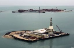 Oil output from Kashagan exceeds 2 mln tons