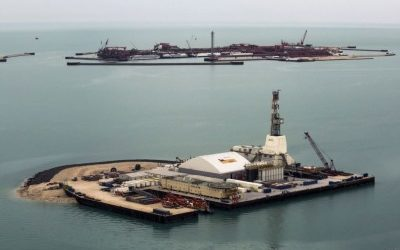 Kashagan crude production to reach 450,000 b/d
