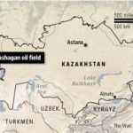 Since June 2014 Kashagan field to be temporarily closed down for two years