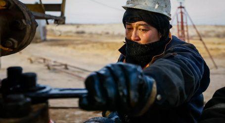 Qazaxıstanda yanvar-aprel aylarında neft hasilatı 11% azalıb