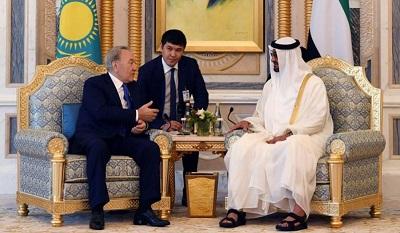 В Абу-Даби подписаны документы по сотрудничеству в нефтехимотрасли РК