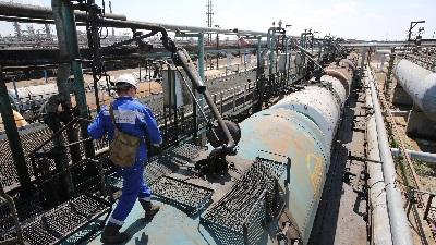 100 тысяч казахстанцев заняты в проекте расширения Тенгиза