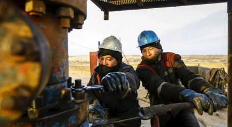Казахстан добыл 56,1 млн тонн нефти за 8 месяцев