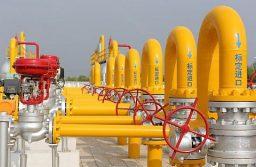 В подземные хранилища Китая стали закачивать туркменский газ