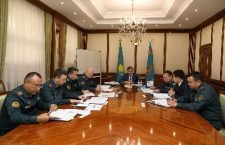 В Астане обсудили проект плана газификации объектов военного ведомства