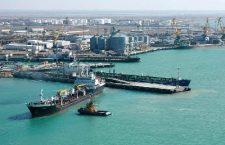 New sea terminal in Kazakhstan starts receiving cargo