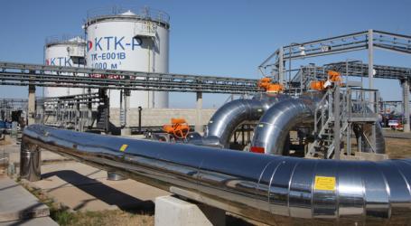 По итогам 2020 года по трубопроводу КТК экспортирован 59 млн тонн нефти