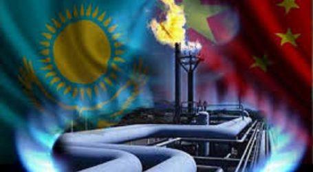 Казахстан сократил поставки газа в Китай