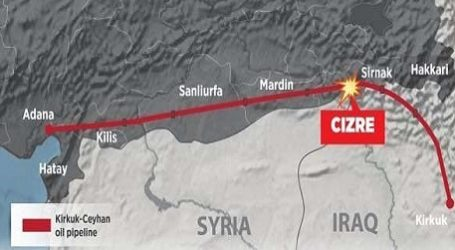 Iraq Wants to Build New Section of Kirkuk-Ceyhan Oil Pipeline