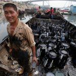 Çində neft hasilatı artıb