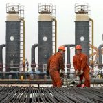 China November crude throughput hits daily record: Reuters