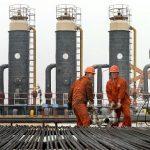 China November crude throughput hits daily record: Reuters