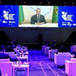 Бердымухамедов предложил южнокорейским бизнесменам активнее выходить на туркменский рынок