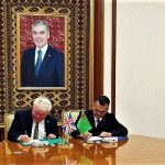 Priorities of Turkmen – British dialog in trade and economic sphere are reviewed