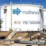 КазТрансОйл в I квартале снизил транспортировку нефти на 6%