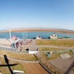 Терминал Кулеви увеличил перевалку грузов на 11%